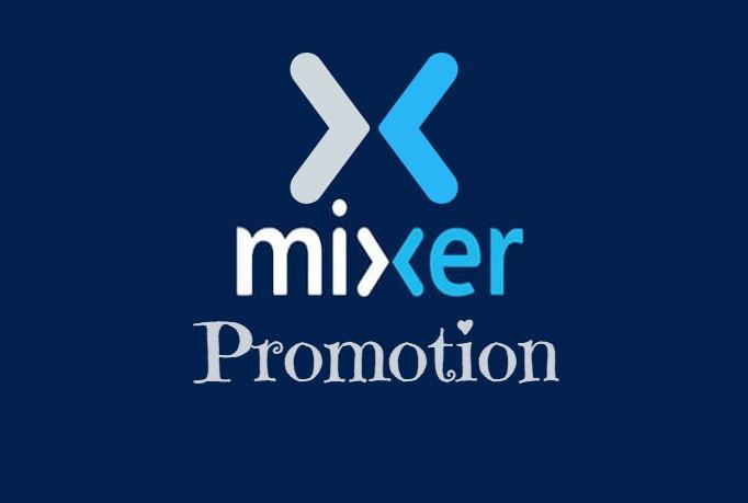 Best Mixer Promotion Services